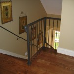 Knoxville Inside Handrails & Stairs Wrought Iron