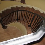Inside Handrails & Stairs Wrought Iron Knoxville