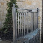 Knoxville Outside Handrails & Stairs Wrought Iron