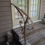 Outside Handrails & Stairs Wrought Iron Knoxville