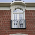 Knoxville Balconies Wrought Iron