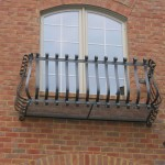 Balconies Wrought Iron Knoxville